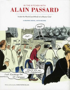 in the kitchen with alan passard cover